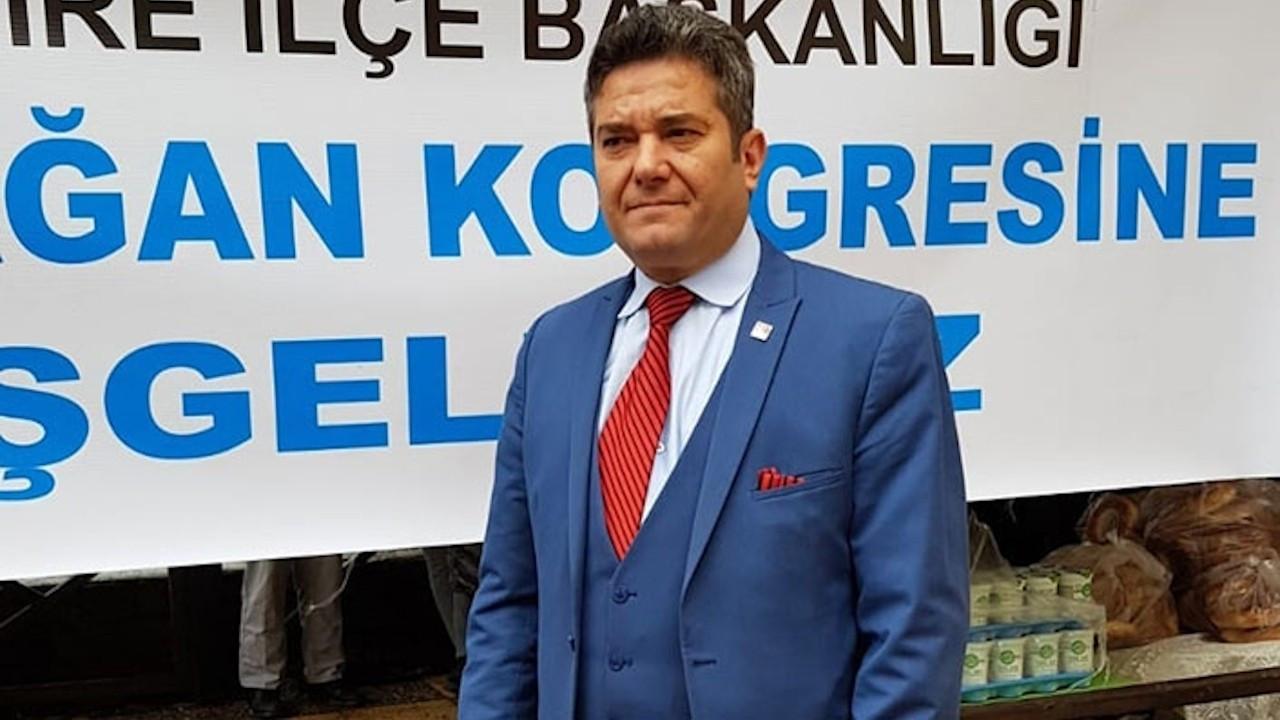 CHP Tire İlçe Başkanı Şenoyar ve yönetimi görevden alındı