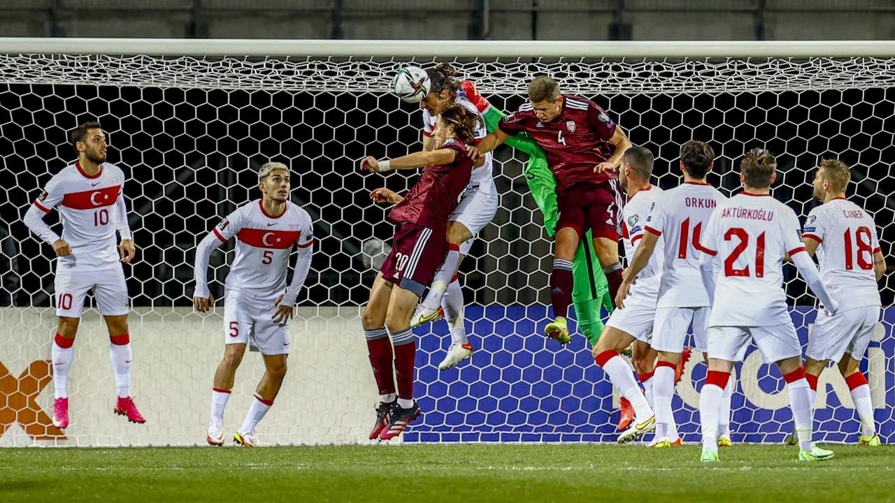 Türkiye FIFA sıralamasında 39'unculuğa yükseldi