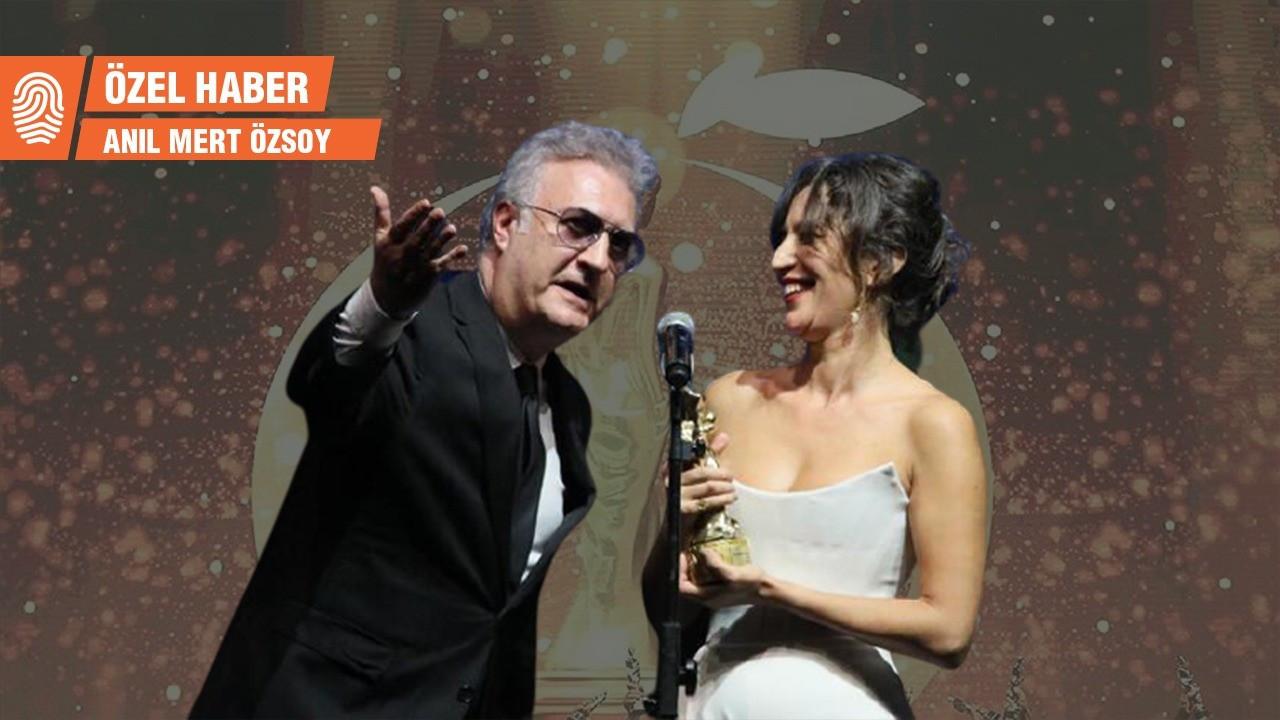Altın Portakal'da ödül krizi: Ödül vereceklere birlikte karar verdik