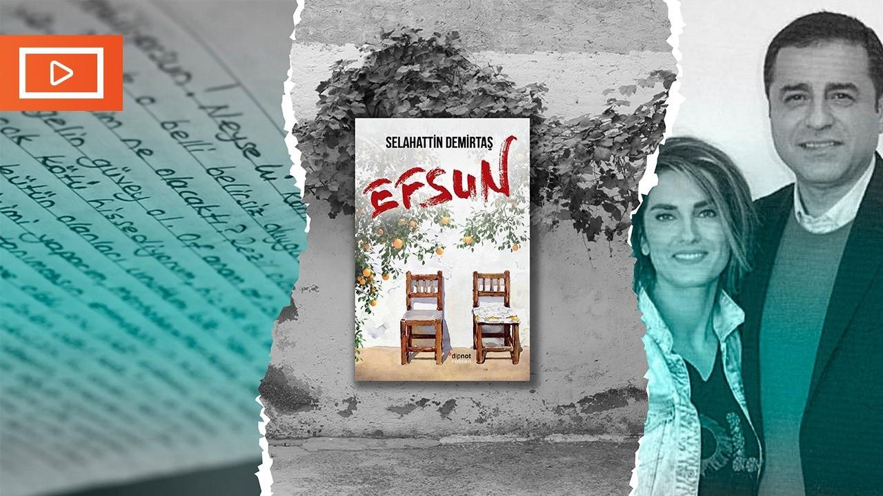 Başak Demirtaş: Efsun'u yazarken Selahattin ile birlikte gezdik
