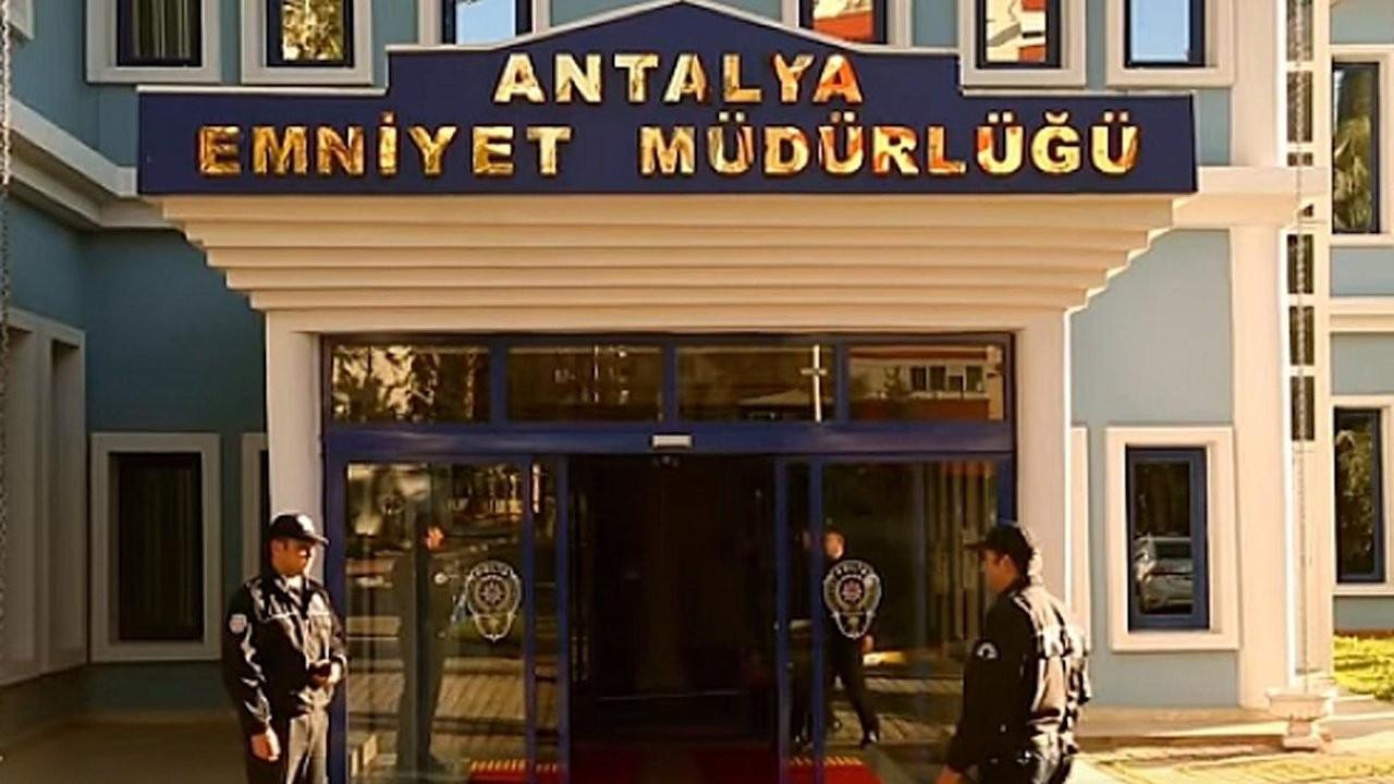 Antalya'da Halkevi, TİP ve SYKP yöneticileri gözaltına alındı