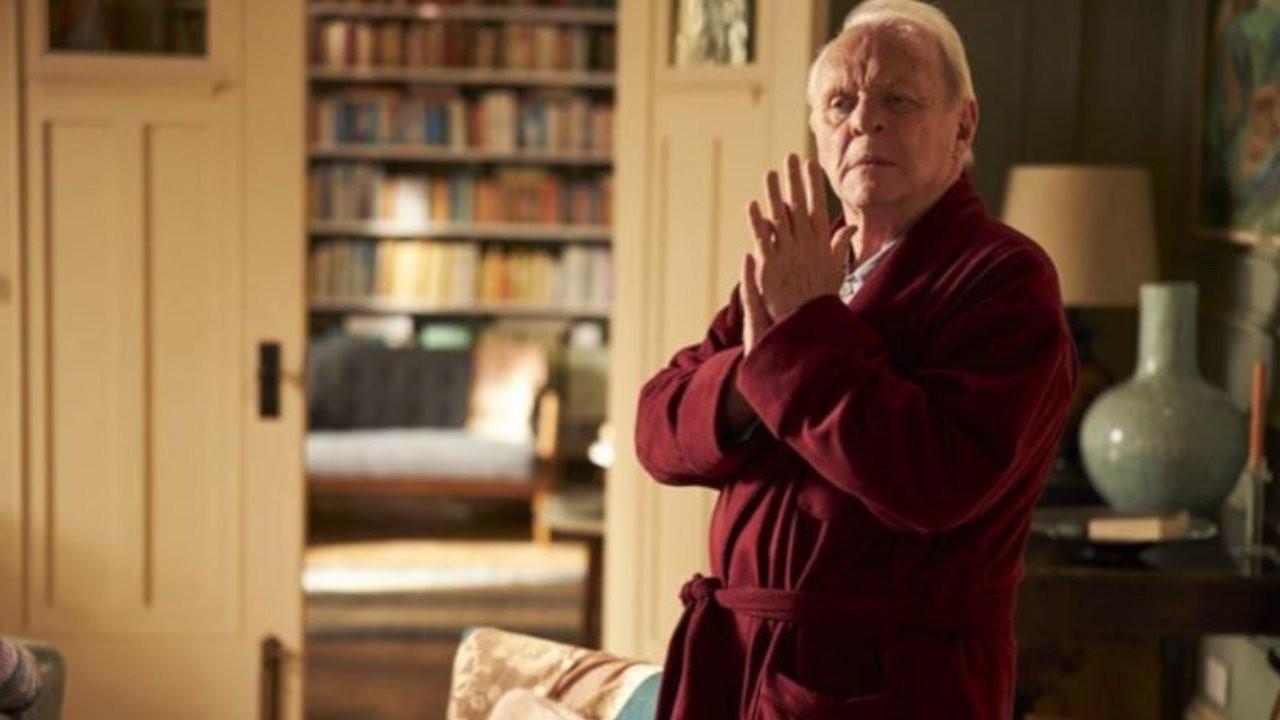 'The Son' çekimleri tamamlandı: Anthony Hopkins, 'The Father'ın devam filminde kadroda
