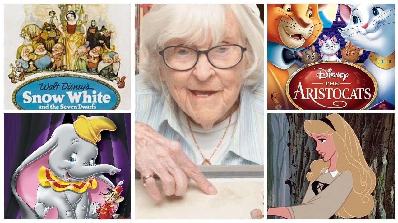 Disney animasyon sanatçısı Ruthie Tompson, 111 yaşında öldü