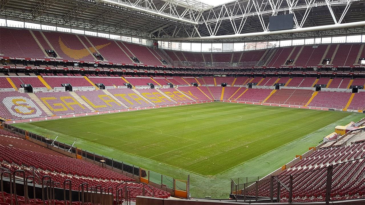 Galatasaray stadının yeni adı NEF Stadyumu oldu