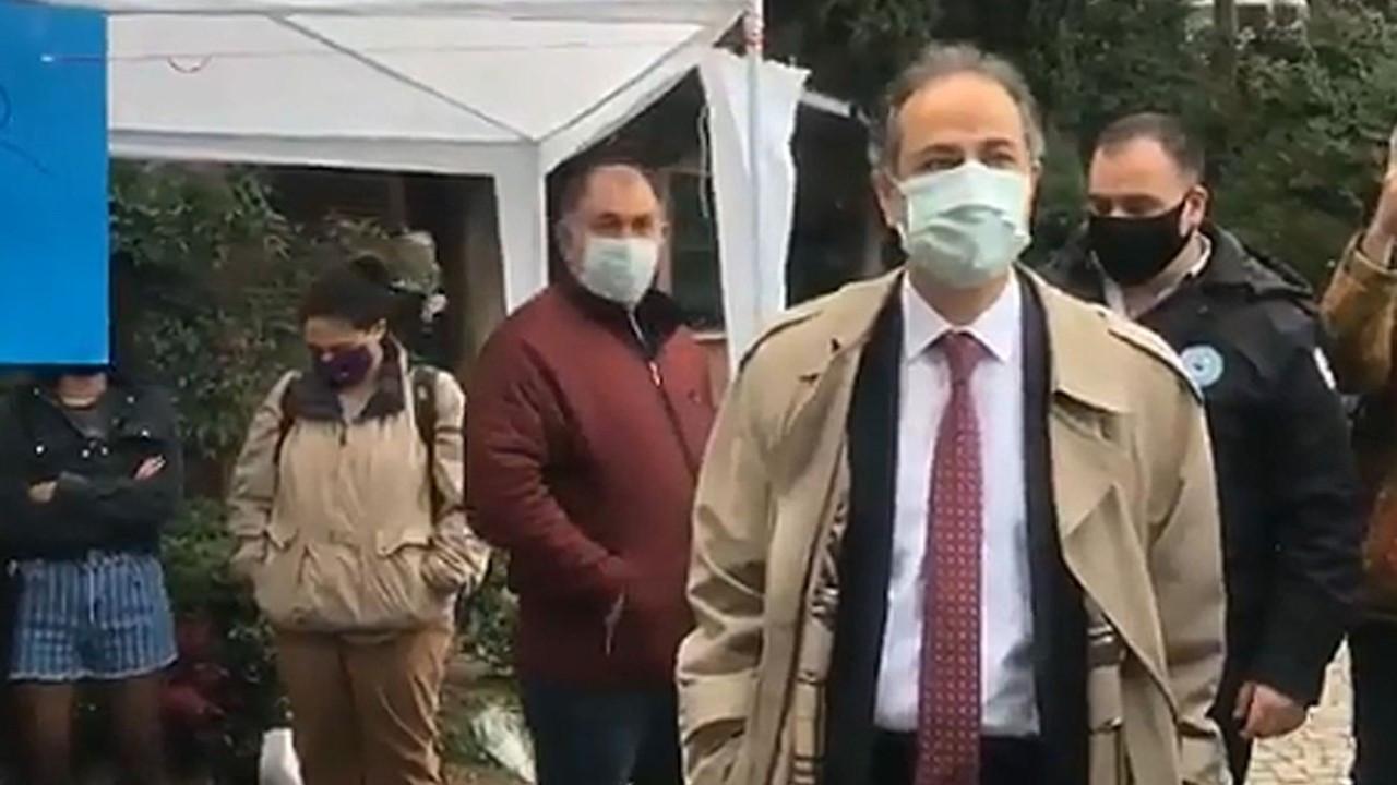 İddia: Mahkeme kararına avukattan önce rektör Naci İnci ulaştı