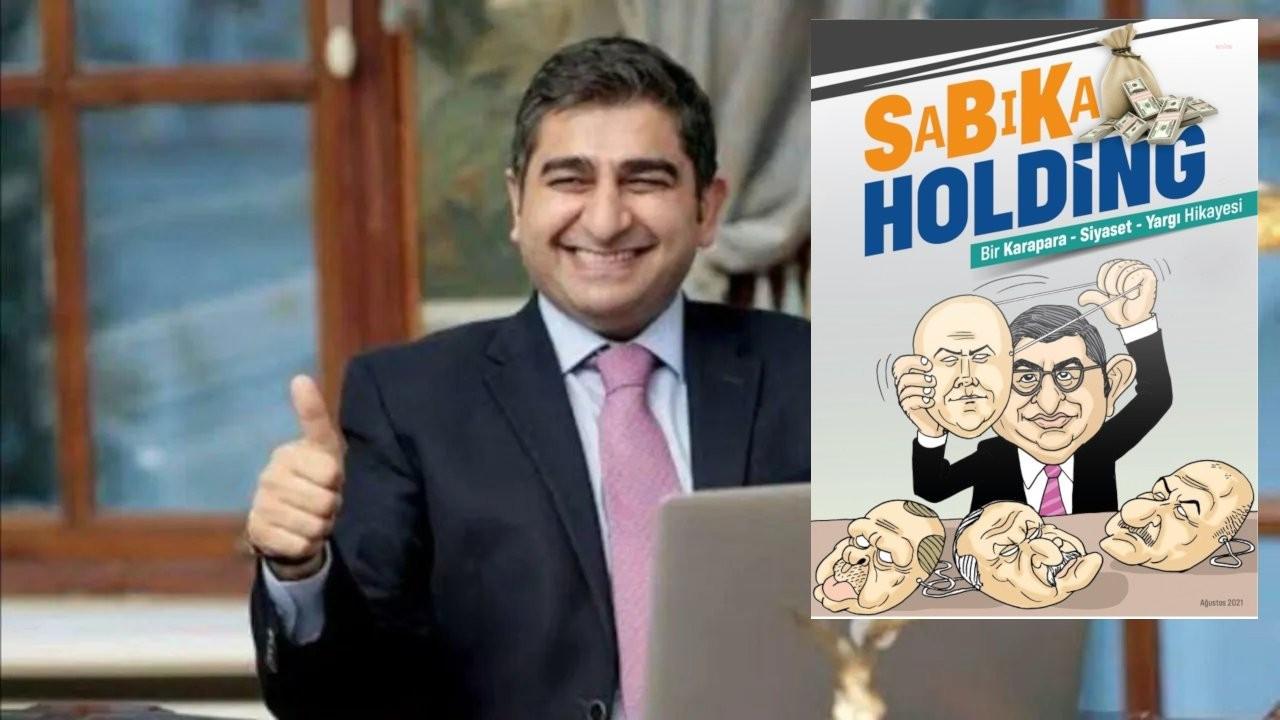 CHP'den Sezgin Baran Korkmaz broşürü: SaBıKa Holding