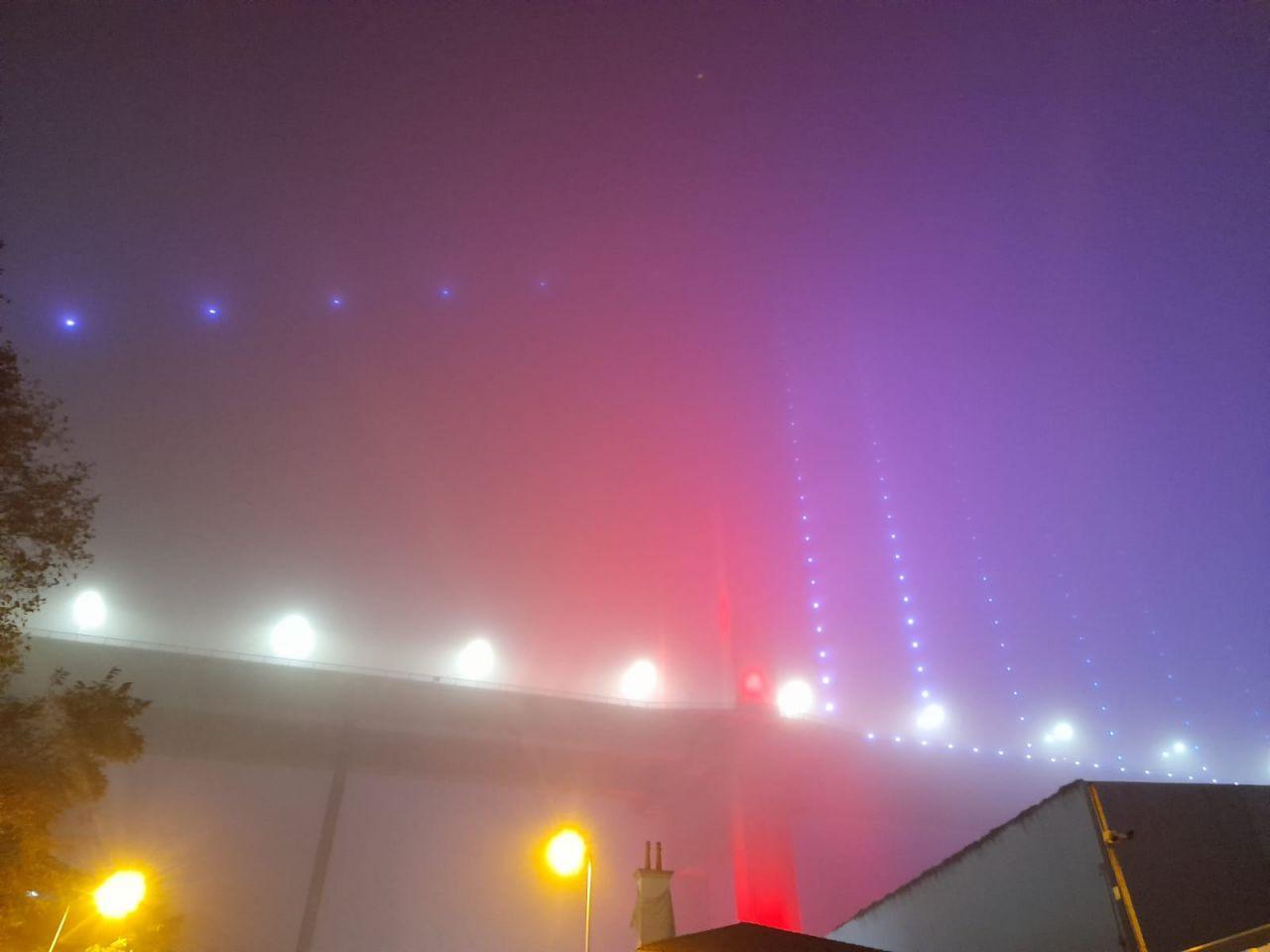 İstanbul'da sis etkili oldu - Sayfa 2
