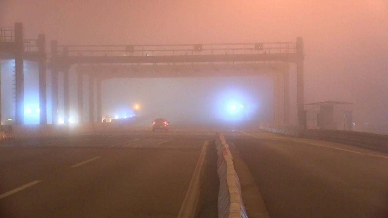 İstanbul'da sis etkili oldu - Sayfa 3