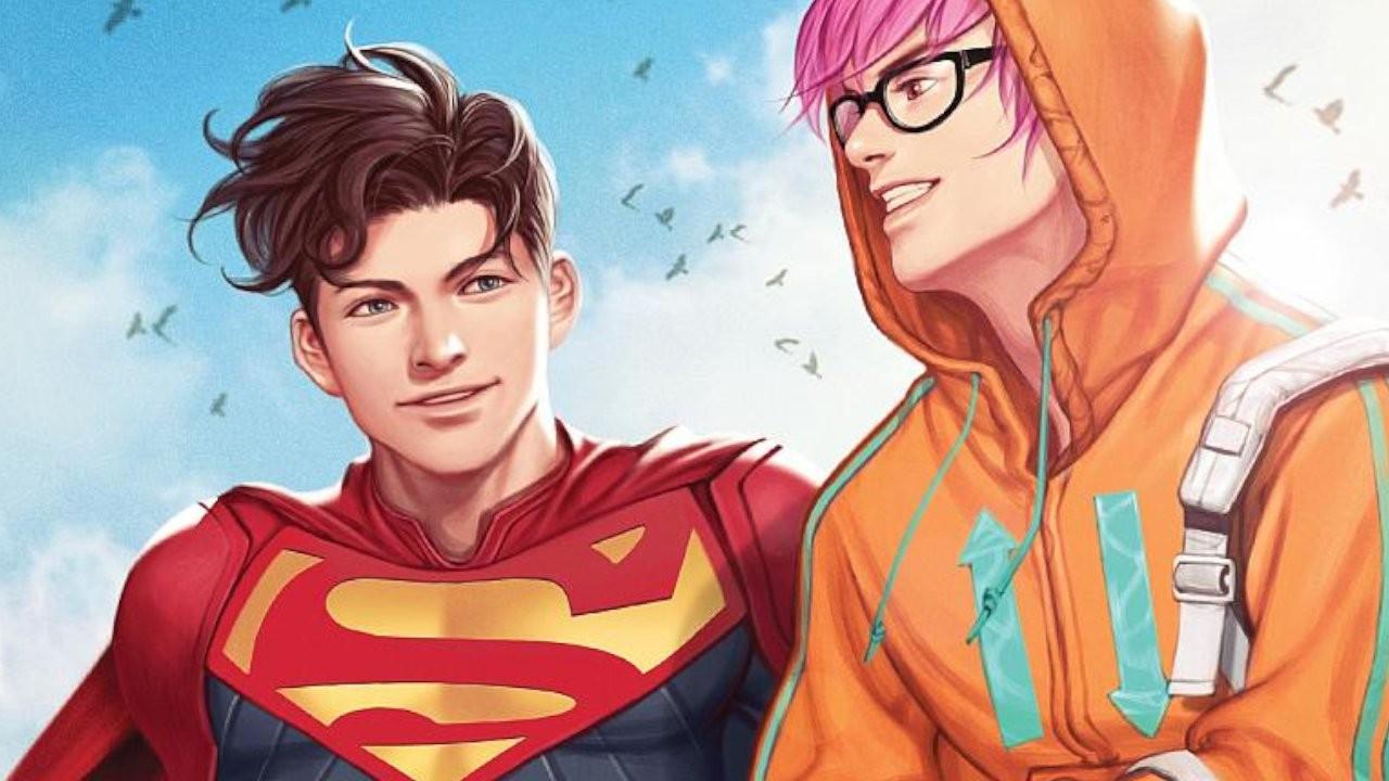 DC Comics duyurdu: Yeni Süpermen karakteri biseksüel olacak