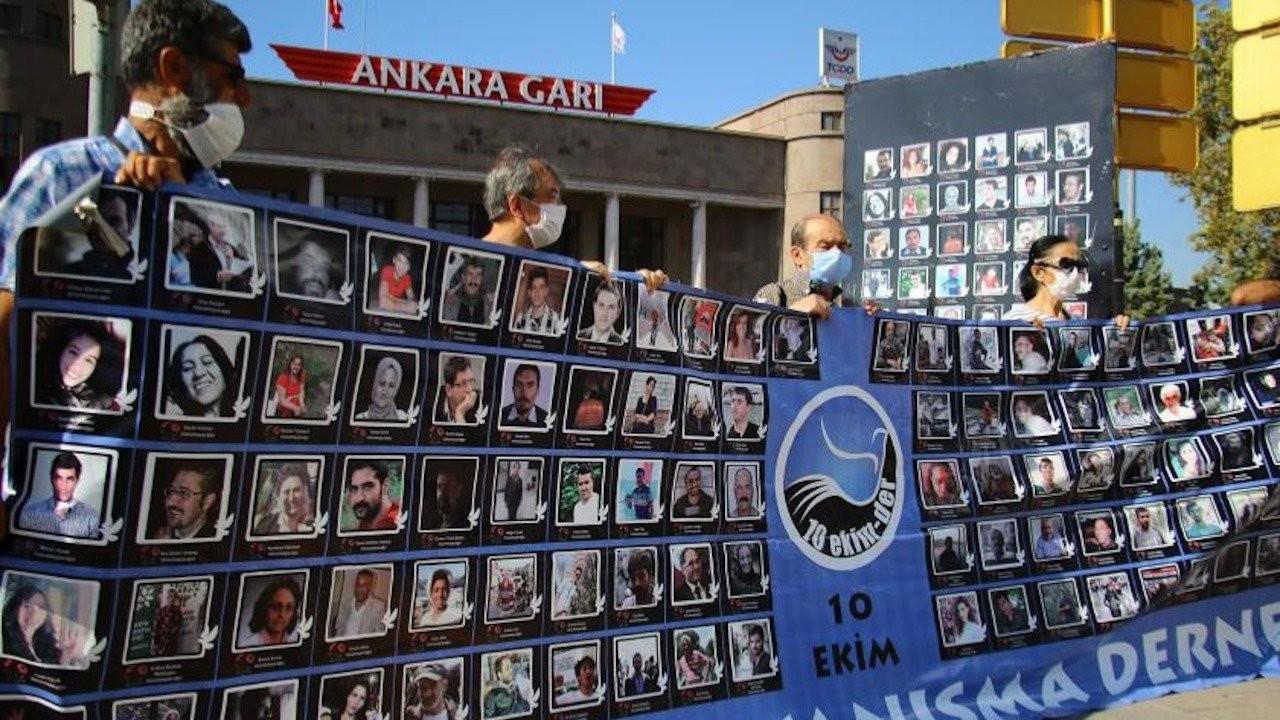 10 Ekim katliamının araştırılması önergesi AK Parti ve MHP oylarıyla reddedildi