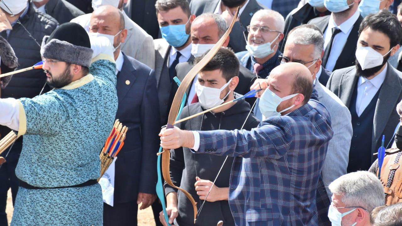 Bilal Erdoğan'dan TÜGVA savunması: İftira, kıskanıyorlar