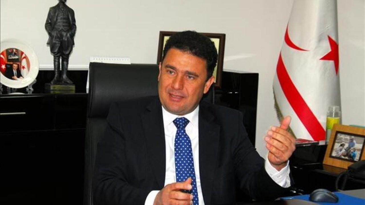 KKTC'de hükümet düştü: Başbakan Saner istifasını Cumhurbaşkanı Tatar'a sundu