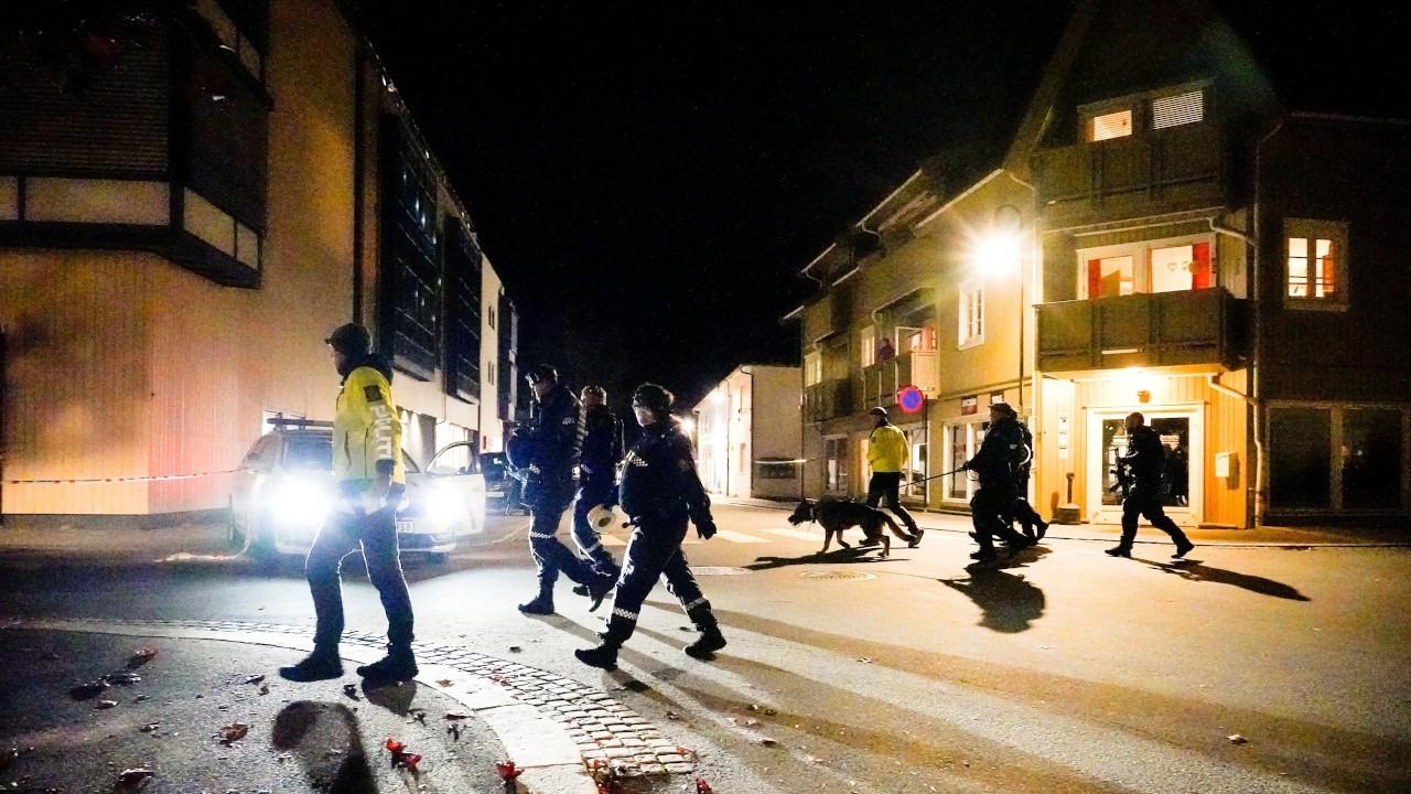 Norveç'te saldırı: En az 5 ölü
