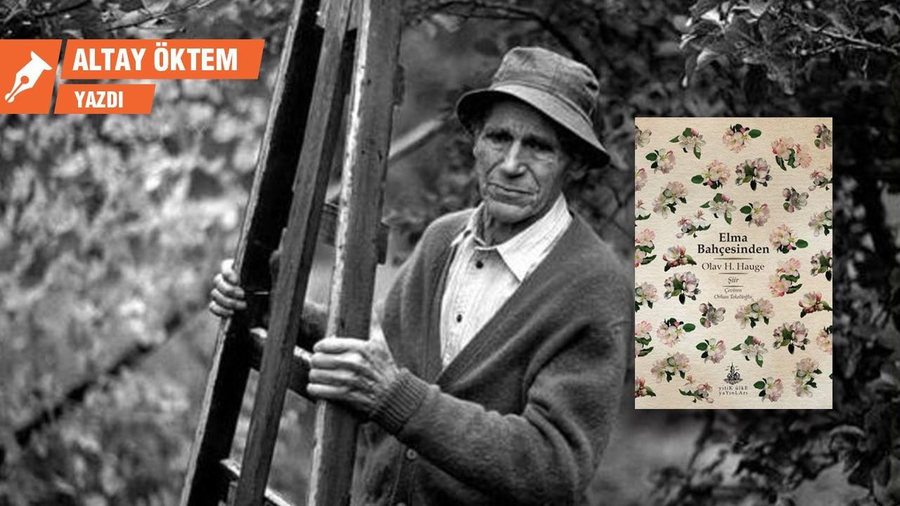 Bir bahçıvanın şair olarak portresi