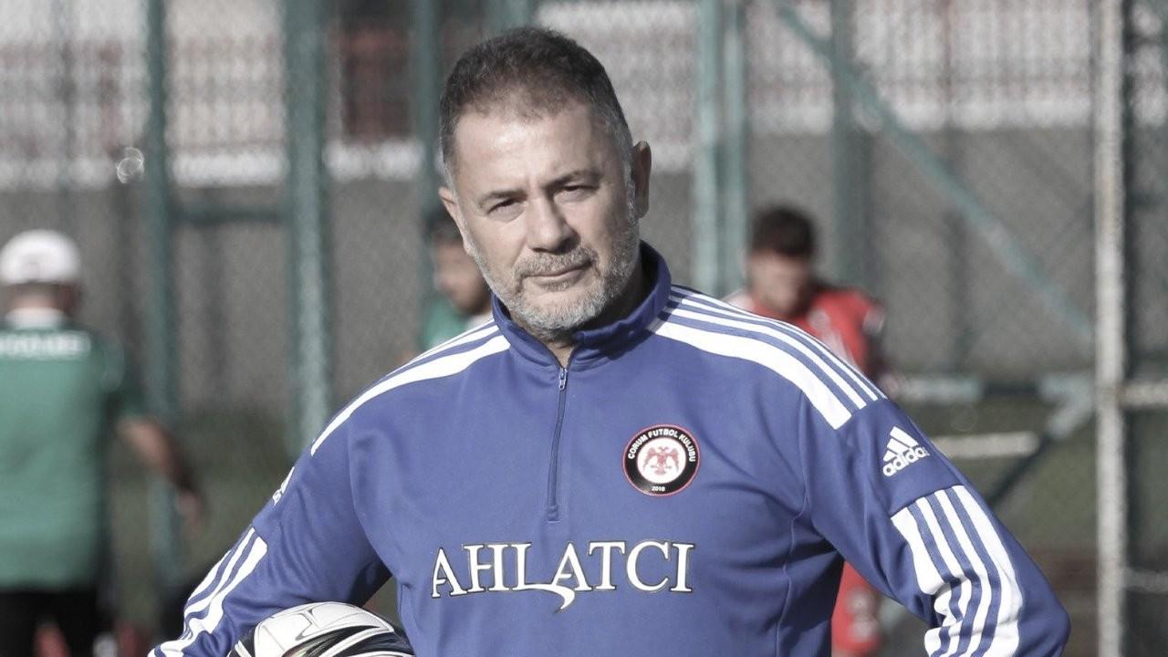 Çorum FK antrenörü Covid-19'dan vefat etti