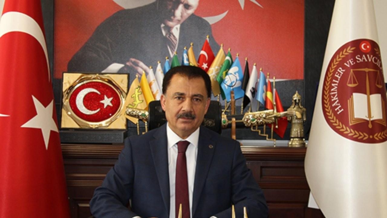 Hakimler ve Savcılar Kurulu üyesi Hamit Kocabey istifa etti