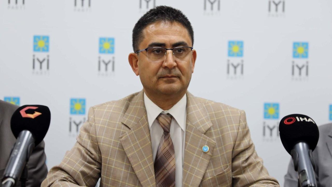 İYİ Parti Gaziantep İl Başkanı istifa etti: Yetki istedim verilmedi