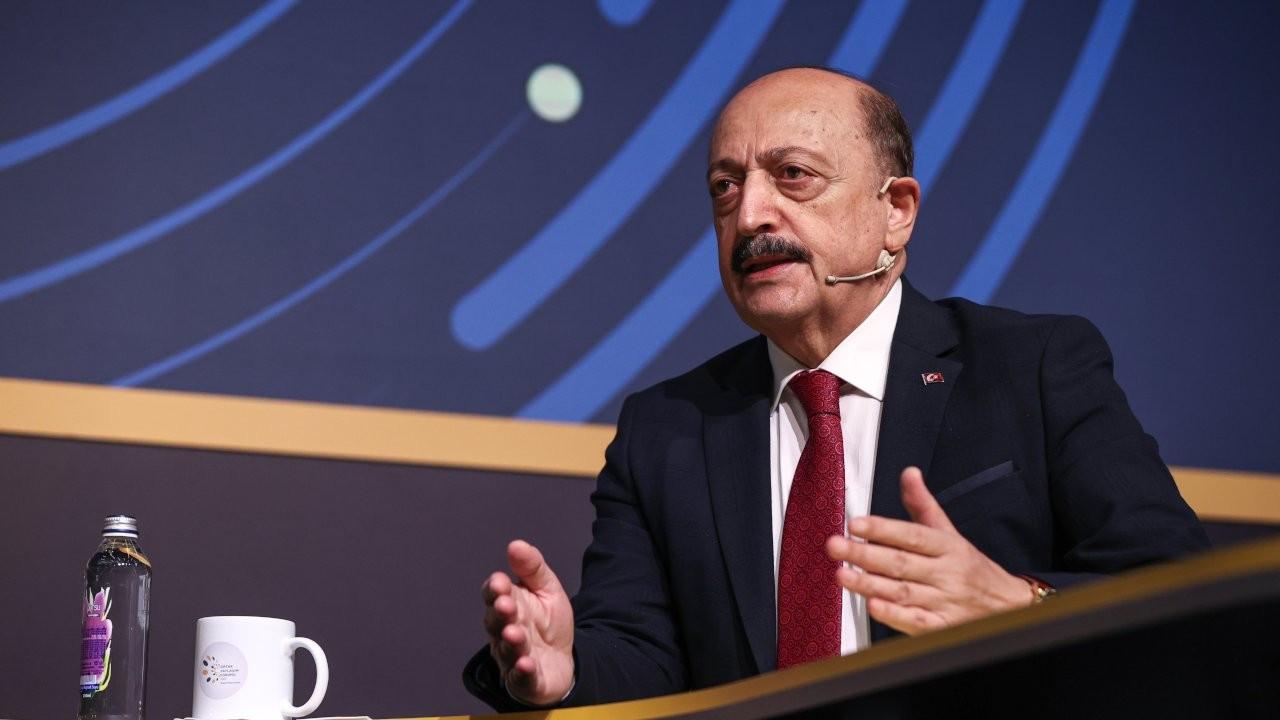 Çalışma Bakanı Bilgin: Gençler kaçmıyor, dünyayı tanımak için gidiyor