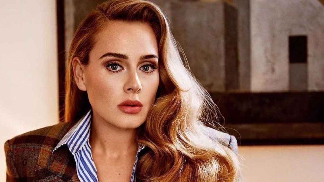 Adele rekor üstüne rekor kırıyor:Ed Sheeran'ı geride bıraktı