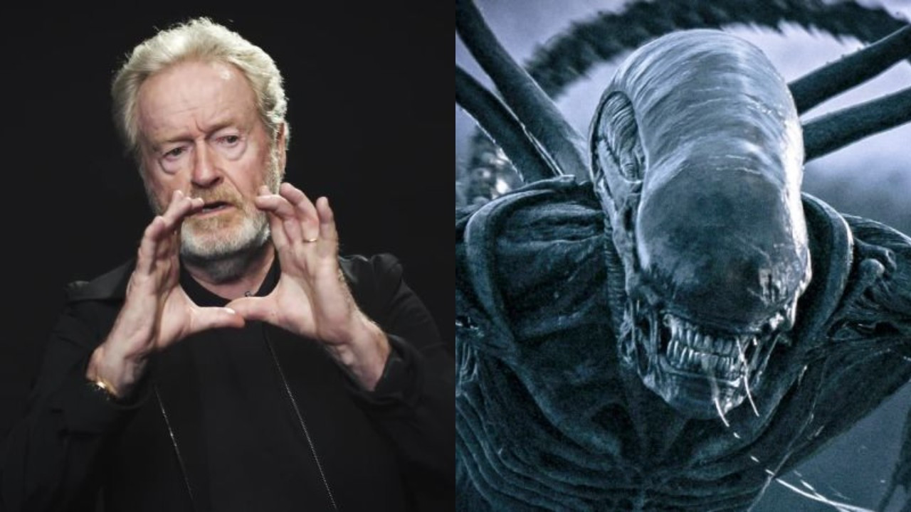 Ridley Scott 'Alien' dizisi hakkında konuştu