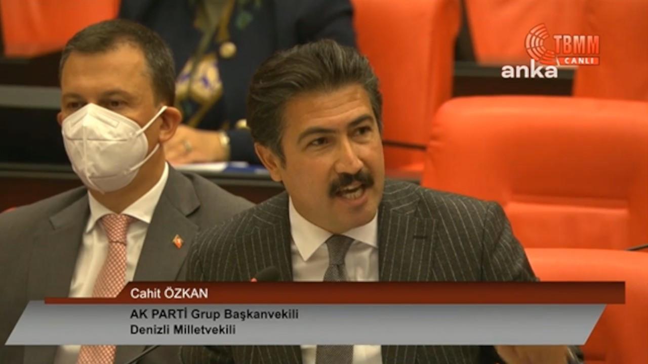 Özkan Başkanlık sistemini anlattı: Doğal gazın keşfedilmesi...