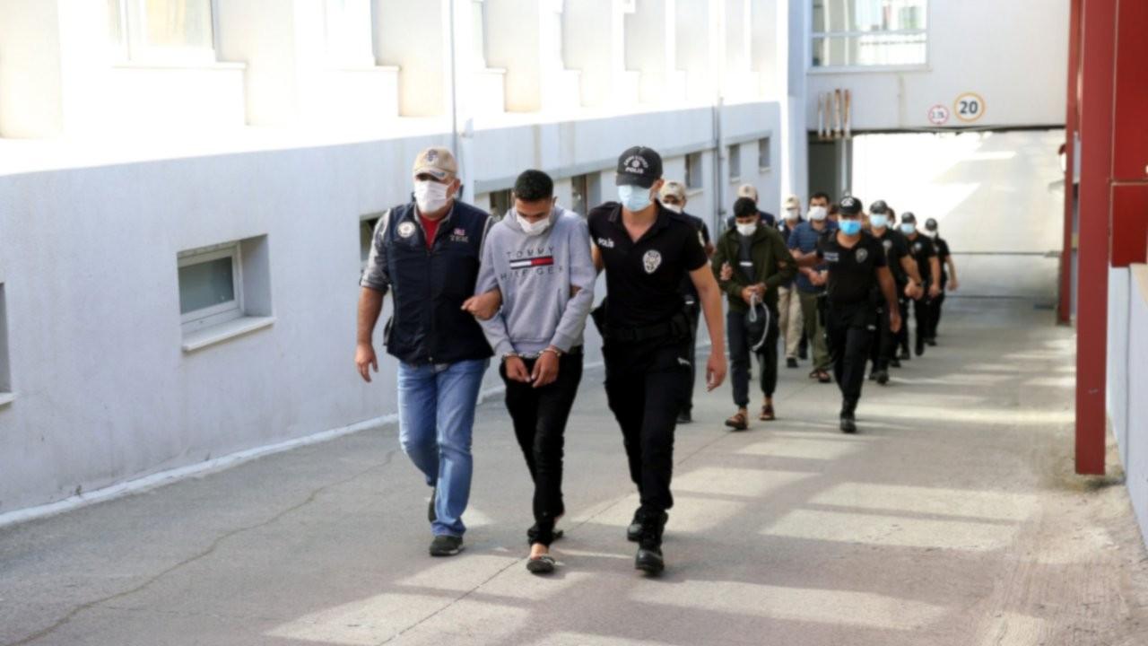 IŞİD operasyonunda gözaltına alınan 7 kişi serbest bırakıldı