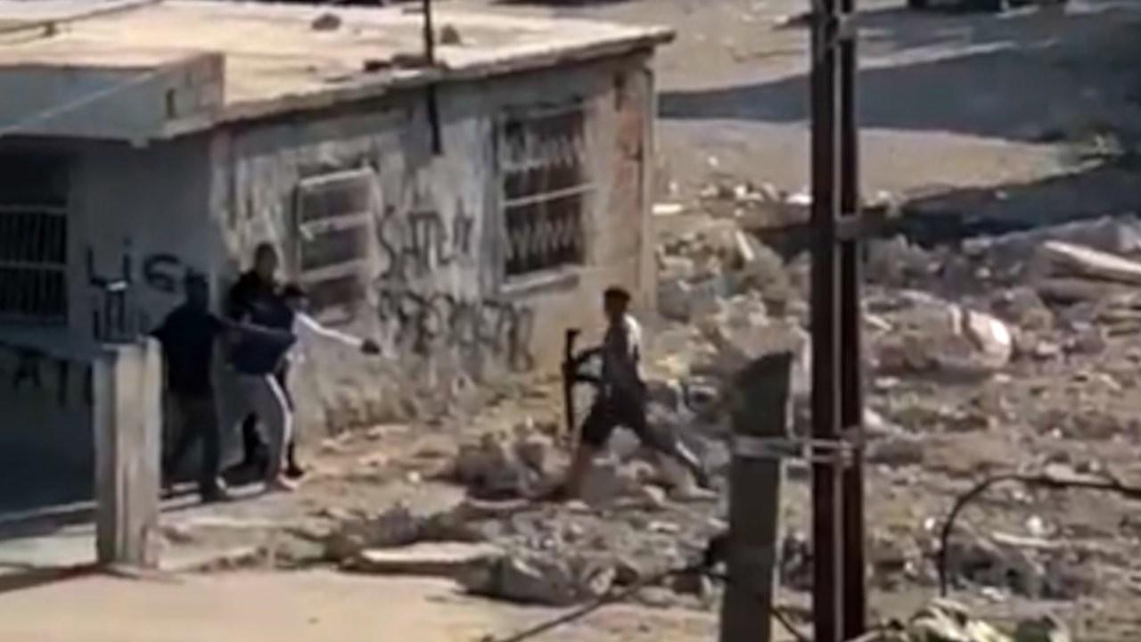 Adana'da 'Cono'ların yaşadığı mahallede silahlı çatışma