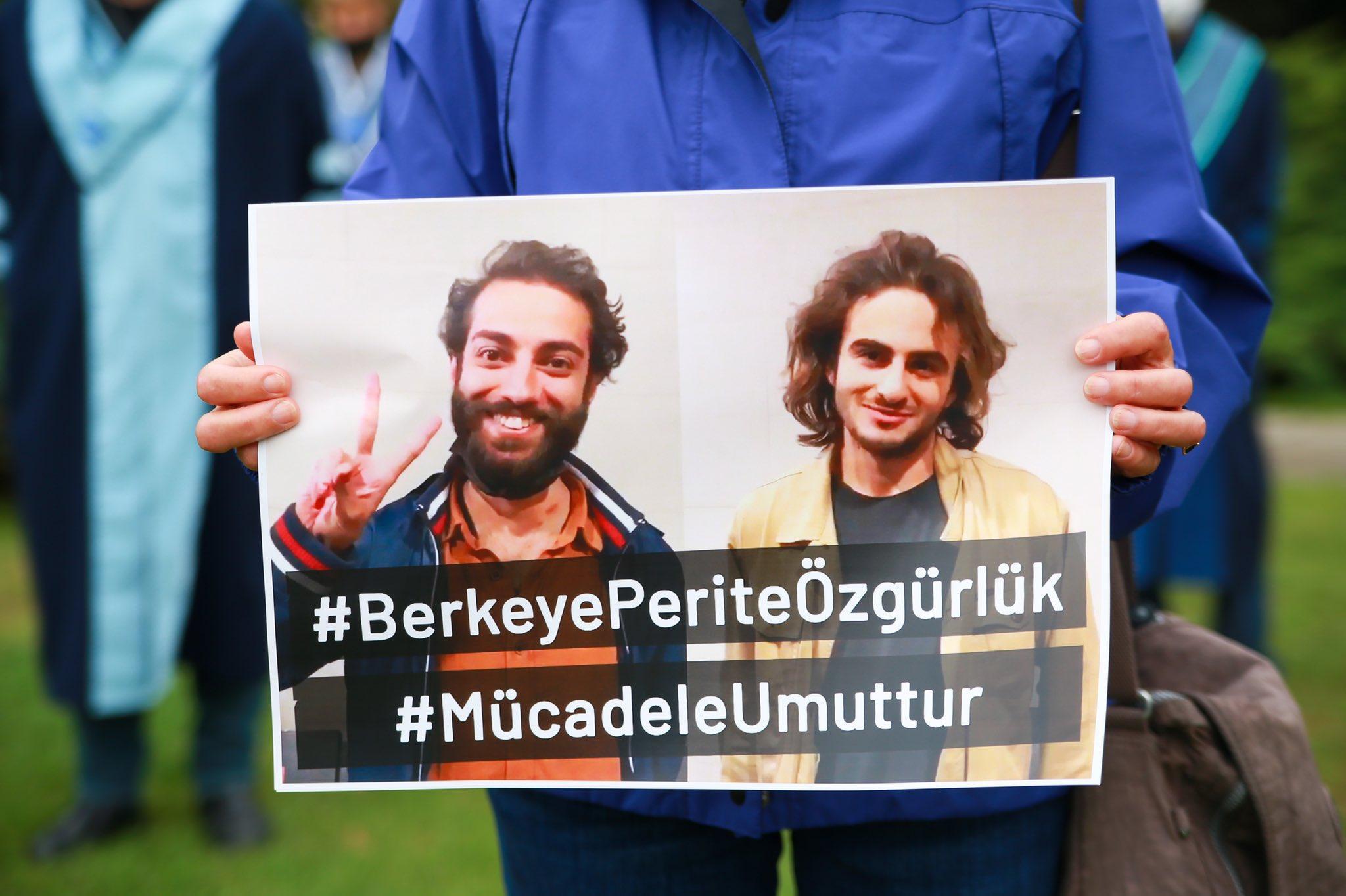 Tutuklu Boğaziçililer: Doktorun yazdığı ilaç verilmedi