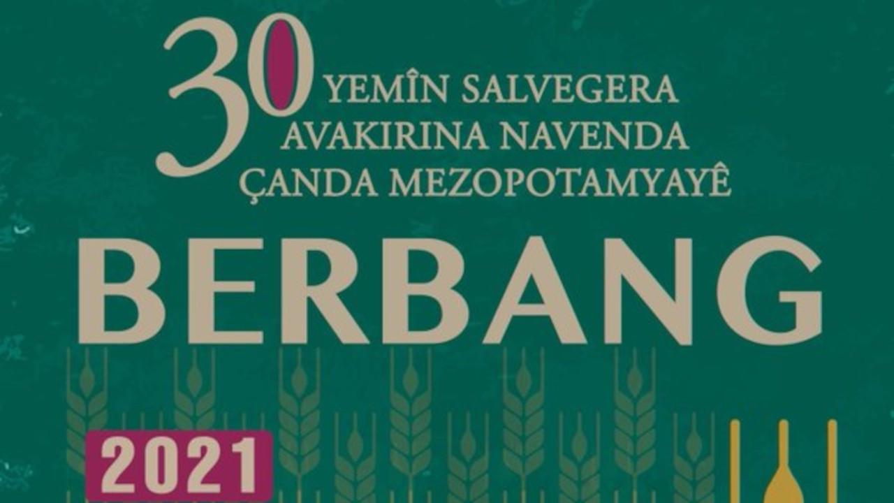 Mezopotamya Kültür Merkezi'nin 30. yıl konseri yasaklandı