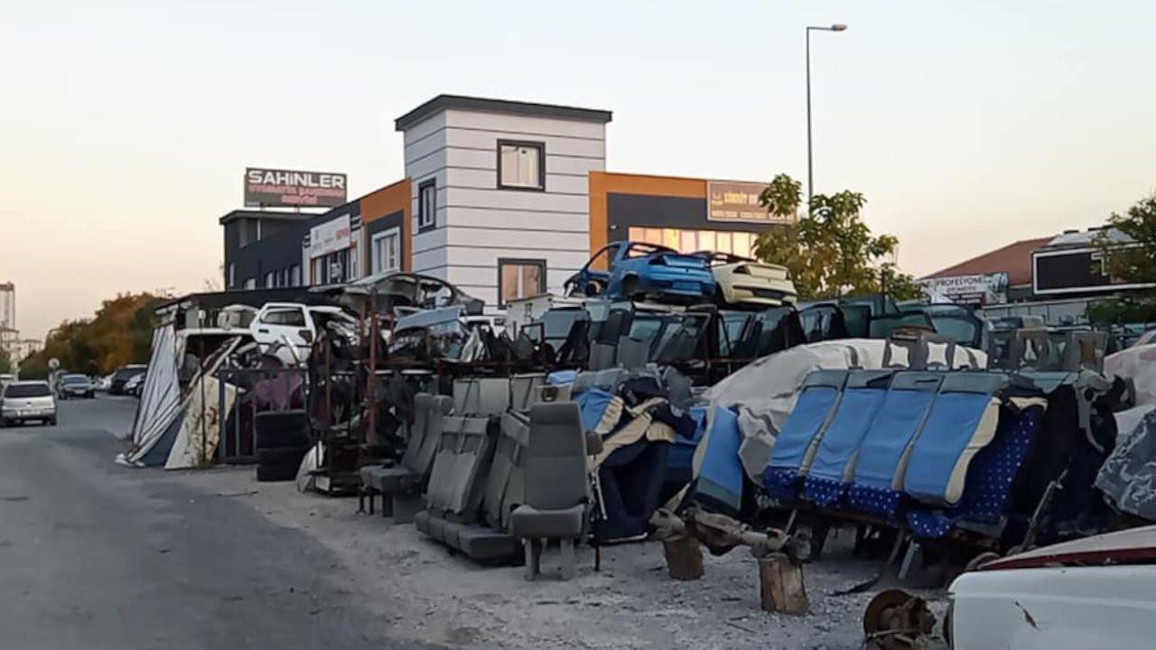 Kayseri'de sanayi sitesi içinde sağlık ocağına itiraz