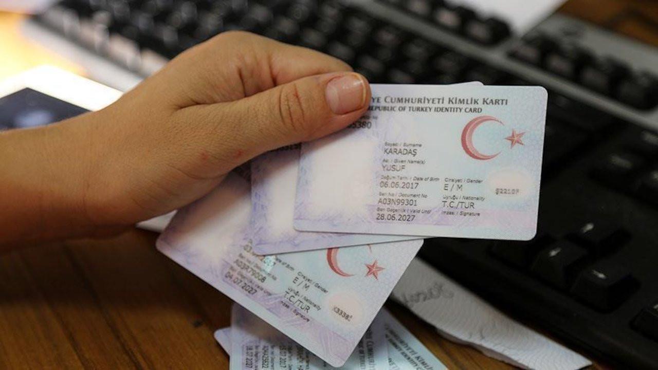 Kimlik kartlarına yeni düzenleme geliyor