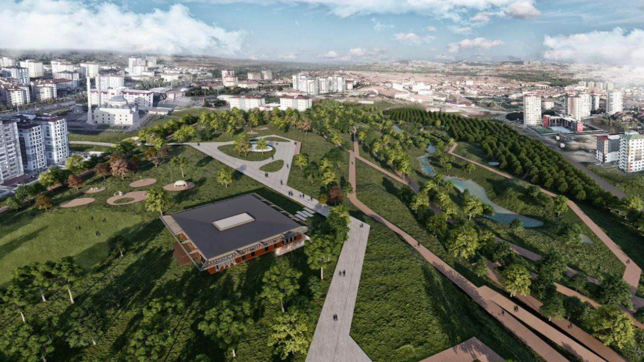 Kastamonu'ya 41 milyon TL'ye Millet Bahçesi yapılacak
