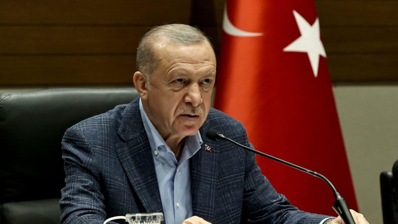Erdoğan: Kılıçdaroğlu'nun kamu görevlilerine yönelik tehdidi suçtur