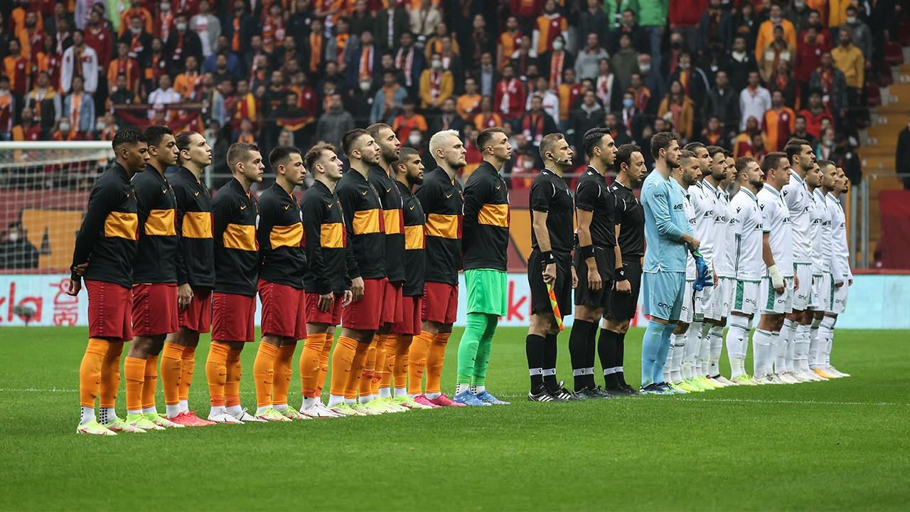 Galatasaray tek golle kazandı, Karagümrük İzmir'den 3 puanla döndü