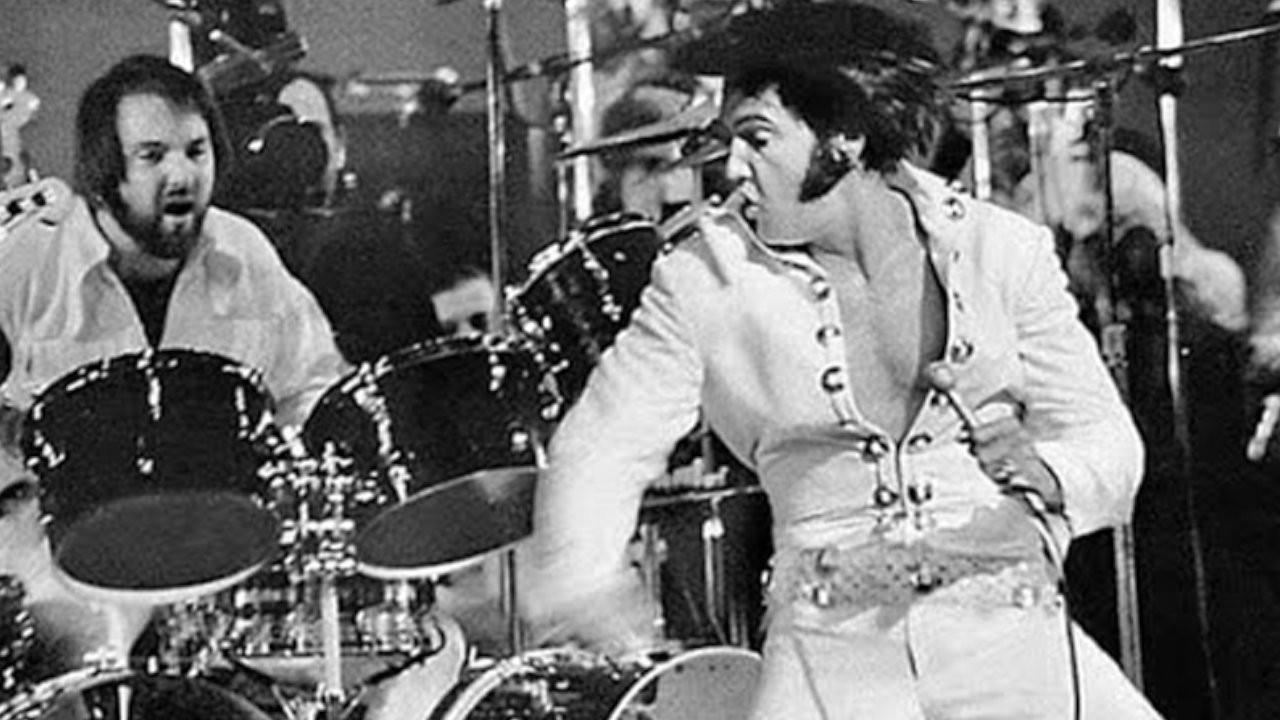 Elvis Presley'in bateristi Ronnie Tutt öldü