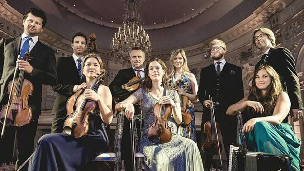 Hollanda Kraliyet Concertgebouw Orkestrası Türkiye'de