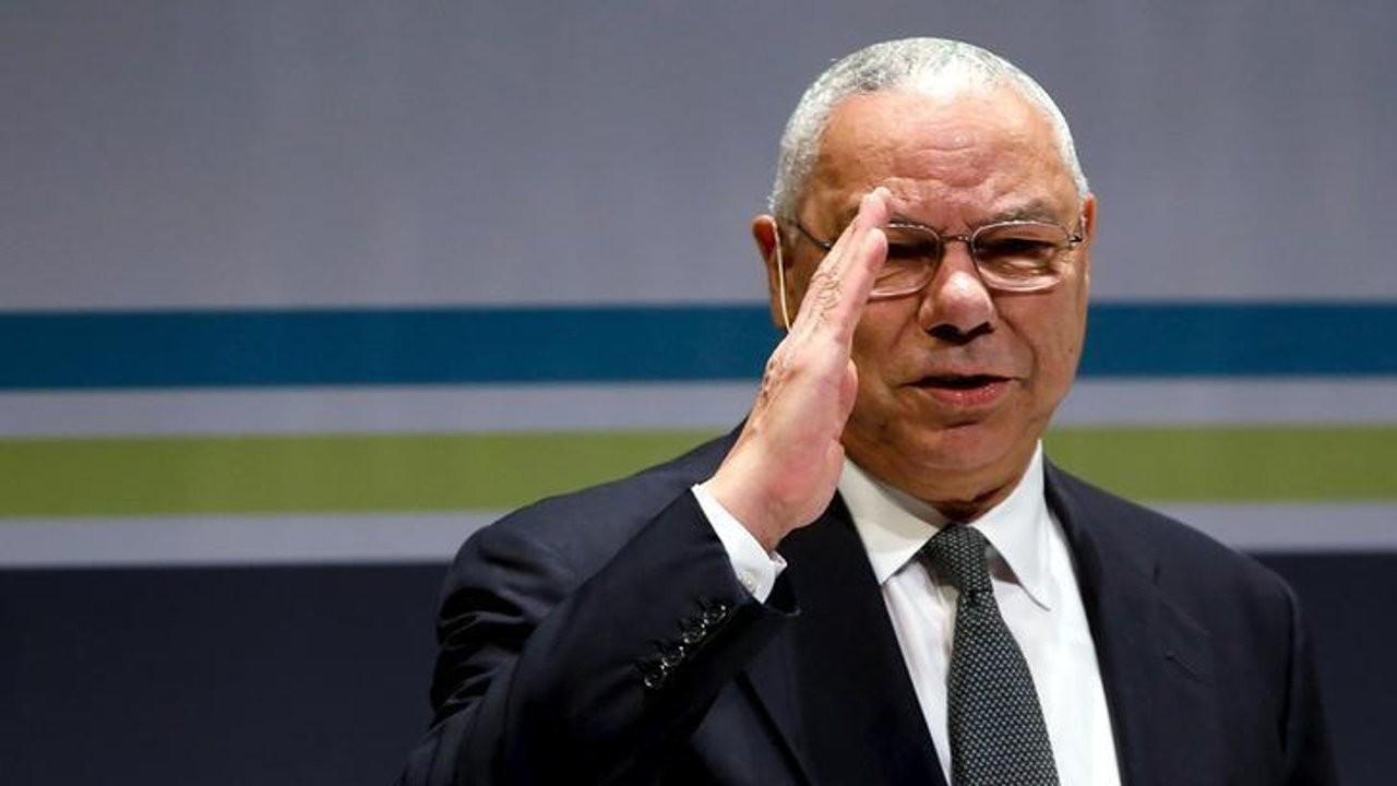 Irak savaşının mimarlarından Colin Powell öldü