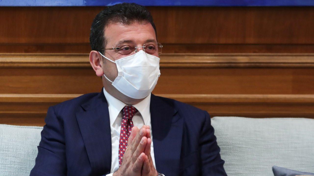 İmamoğlu: İstanbul sınırları dışına adım atmayalım mı yani?