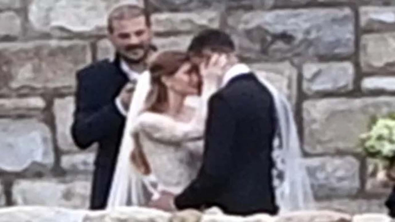 Bill Gates'in kızı imam nikahı da kıydırarak evlendi