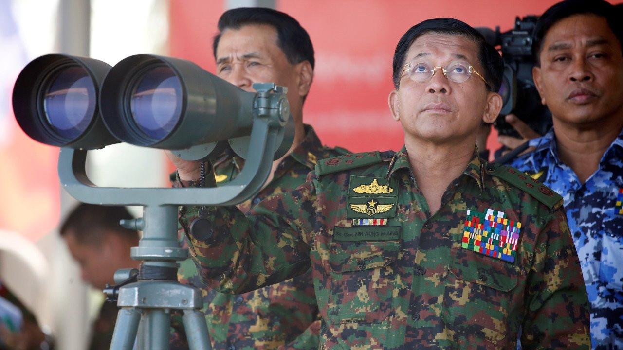 Myanmar'da askeri cunta 5 binin üzerinde mahkumu serbest bırakacak
