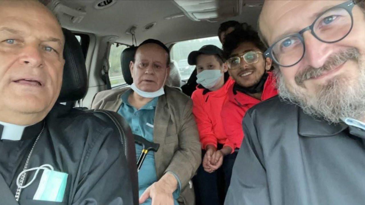 Afganistan'daki 'son Yahudi' İstanbul'a geldi