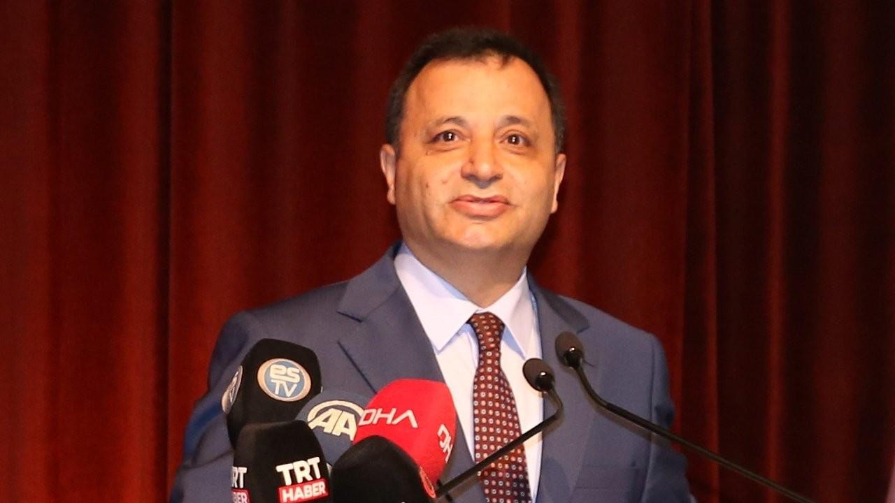 AYM Başkanı Zühtü Arslan: İdari, mali ve bilimsel özerklik üniversite özerkliğinin ayrılmaz parçalarıdır