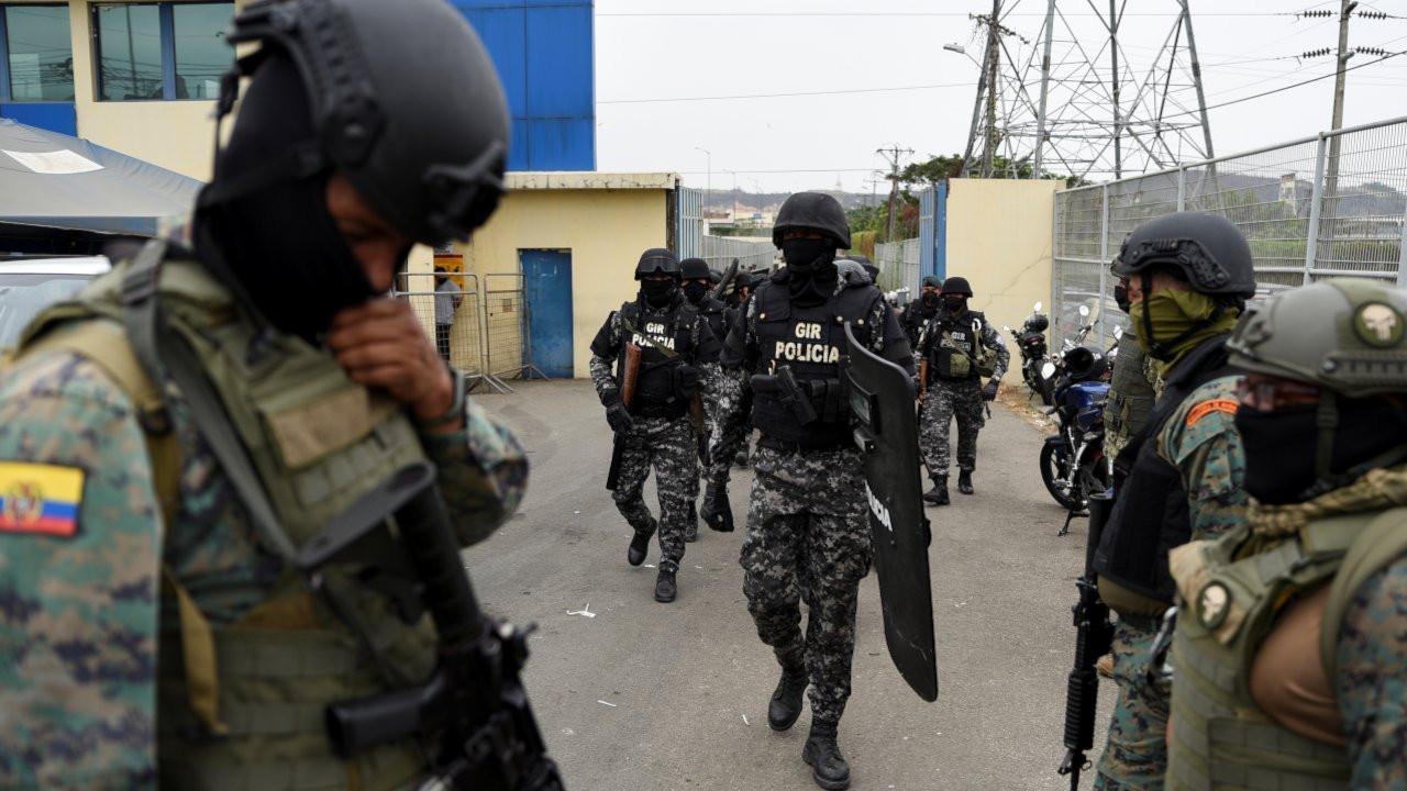 Ekvador'da artan suç oranı: Ülke genelinde OHAL ilan edildi