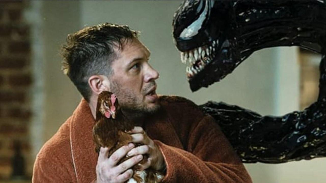 'Venom: Zehirli Öfke 2' pandemi rekoru kırdı
