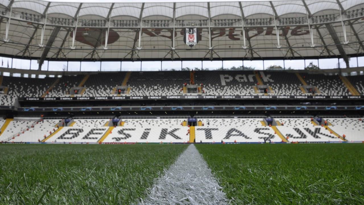 Beşiktaş-Sporting Lizbon maçının ilk 11'leri belli oldu