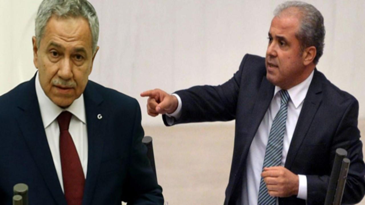 Şamil Tayyar'dan Bülent Arınç'a: Kodese tıkılacağını düşünüyorsan neden AK Parti'de duruyorsun?