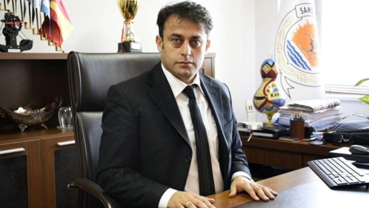Samsun'da rüşvetten tutuklanan daire başkanına tahliye