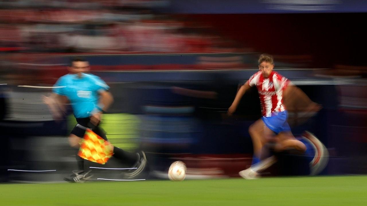 Atletico Madrid-Liverpool maçında iki futbolcu tarihe geçti