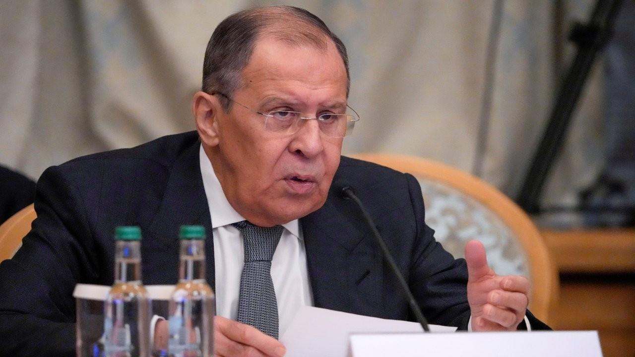 Lavrov: Taliban heyetine kapsayıcı bir hükümet kurma çağrısı yaptım