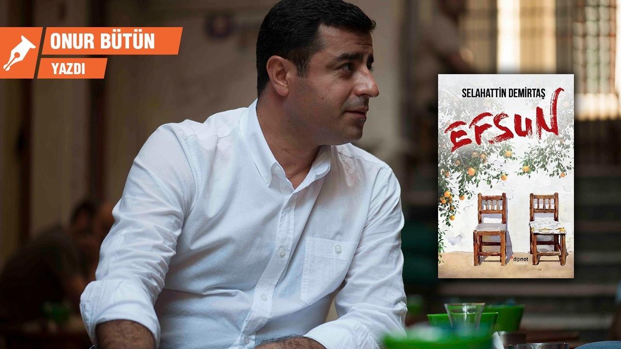 Başak, Dılda, Delal ve Selahattin Demirtaş'tan kolektif roman: Efsun